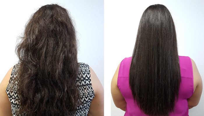 before-after-hair-straightening