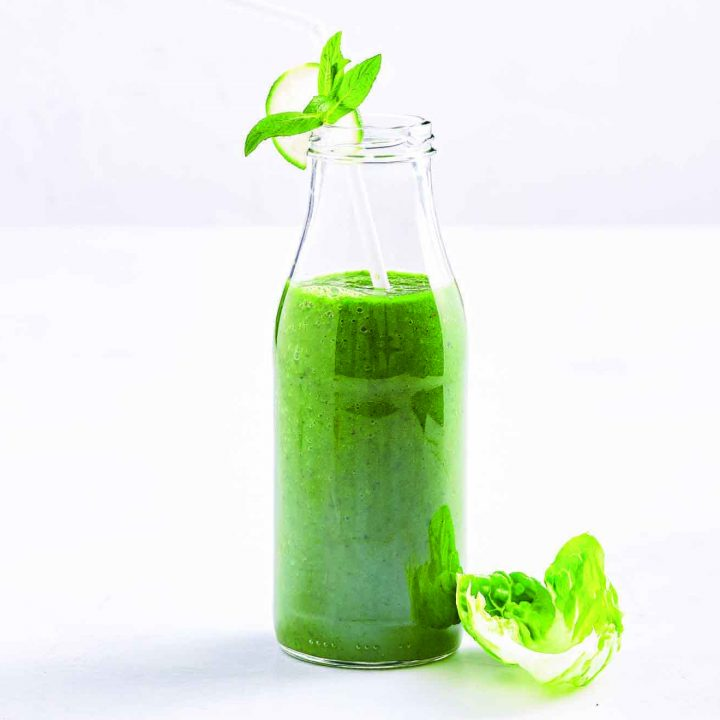 Celery and Mint Juice