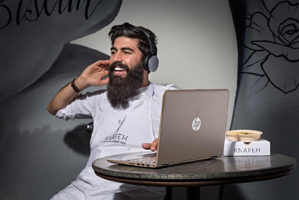knafeh-baker