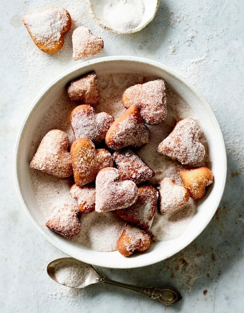 spiced-sugar-doughnut-recipe