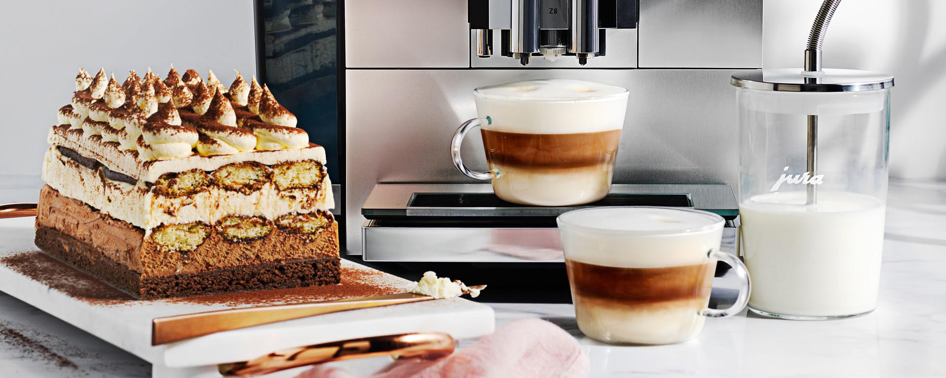 Espresso Tiramisu Log