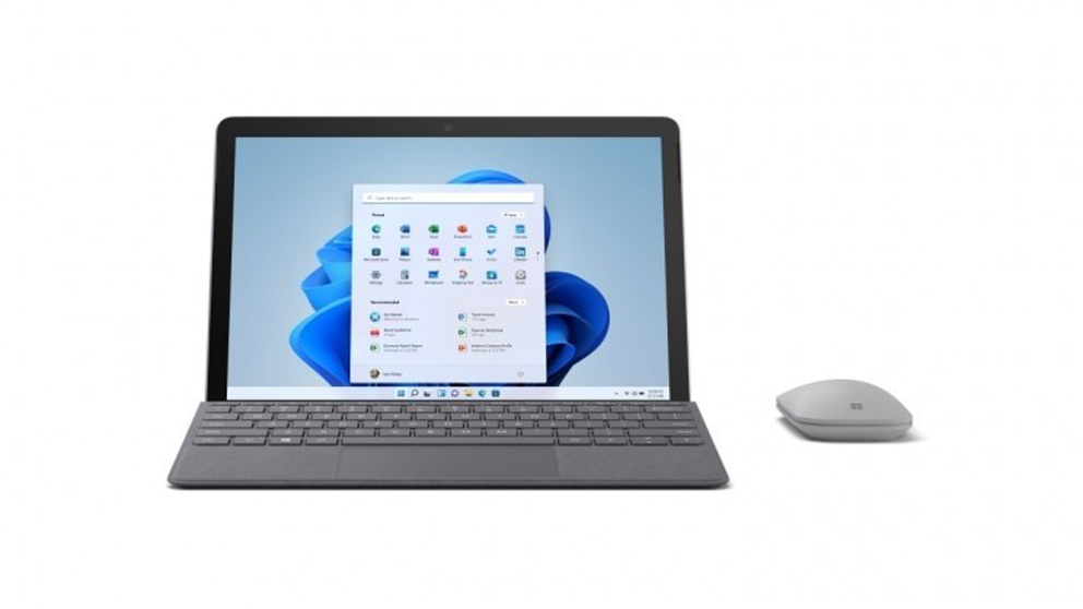 Microsoft Surface Go 3 10.5-inch Pentium-6500Y/8GB/128GB SSD 2 in 1 Device - Platinum